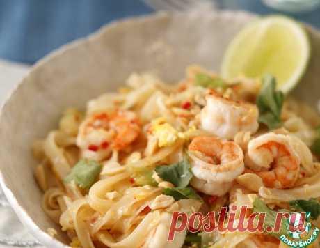 Пад Тай – кулинарный рецепт