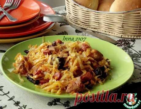 Бигос – кулинарный рецепт