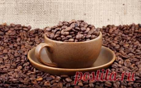 Нестандартное применение стандартного кофе