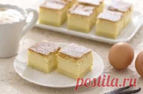 Как приготовить волшебный торт - рецепт, ингредиенты и фотографии