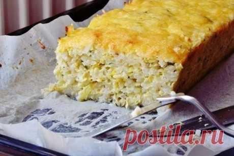 Лёгкая запеканка — Sloosh – кулинарные рецепты