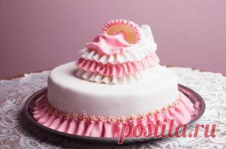 Как приготовить мастику для торта  / Создавая прекрасное