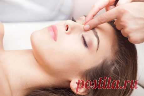 Польза для здоровья от массажа лица