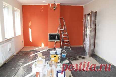 С какой комнаты начать, если планируется ремонт во всей квартире Соблюдая порядок проведения работ, можно будет не беспокоиться о сохранности нового паркетного пола или изысканной штукатурке стен в гостиной комнате.