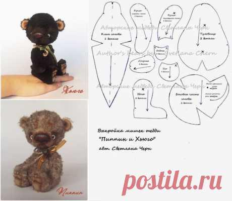 Кукольный мир: выкройки, одежда, миниатюра Мишутки