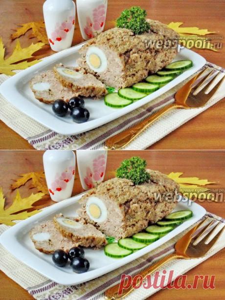 Митлоф с яйцом рецепт с фото, как приготовить на Webspoon.ru
