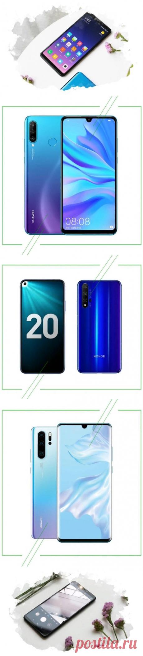 ТОП-7 лучших китайских смартфонов 2019 года