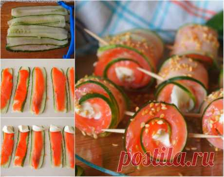 10 astounding snack on a quick holiday table
