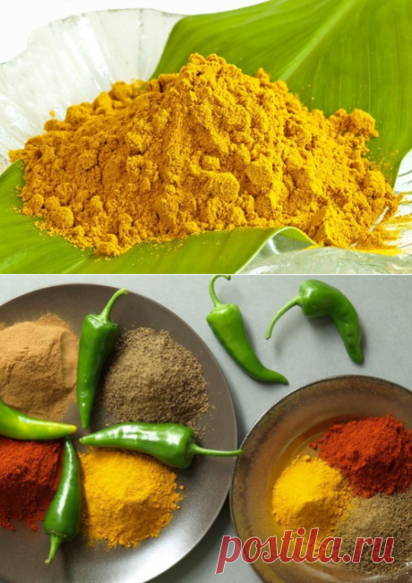 As it is possible to grow thin by means of a turmeric — Diets from all over the world