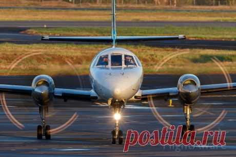 Фото Fairchild Dornier SA-227DC (VH-UZN) - FlightAware