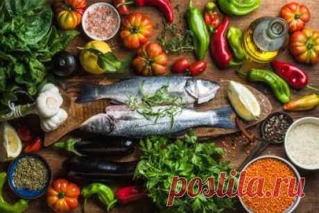 8 принципов средиземноморской диеты, которые улучшат здоровье