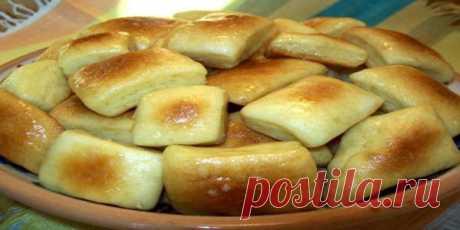 Пампушки с чесноком на кефире! | Кулинарушка - Вкусные Рецепты