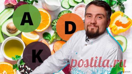 Витаминная терапия: наше тело сигналит, каких витаминов ему не хватает   Доктор Юрий Устинов   Яндекс Дзен