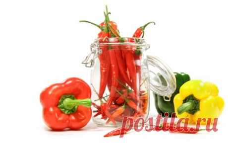 Preparations from bitter pepper for the winter. Councils and recipes