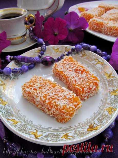 Потрясающая вкусная восточная сладость из моркови
