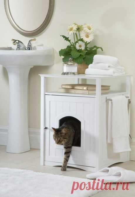 Домики для животных как элемент интерьера — Идеи ремонта