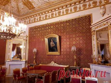 Дворцы вельмож Санкт-Петербурга: резиденция Юсуповых на Мойке.Часть 2