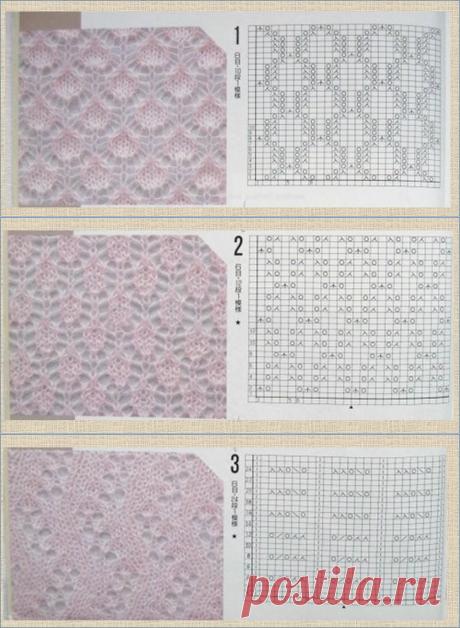 Любите вязать спицами? Для вас подборка из 50 схем - тем, кто собирает образцы и схемы   МНЕ ИНТЕРЕСНО   Яндекс Дзен