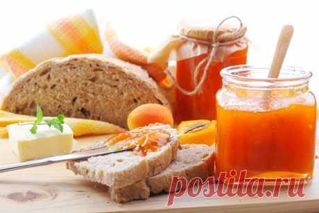 Варенье из абрикосов на зиму и как его быстро приготовить