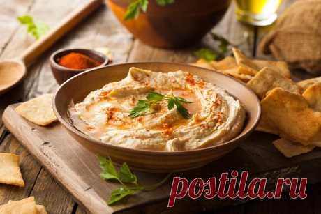 Такого Вы ещё не пробовали! Домашний хумус   Еда от ШефМаркет   Яндекс Дзен