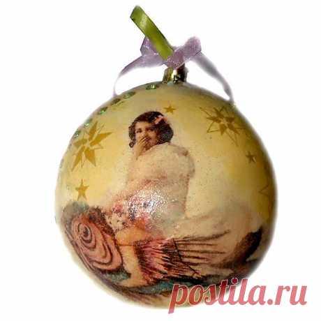 новогодний шар