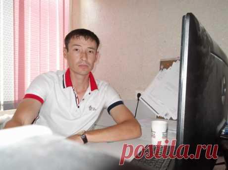 Бакберген Нурматов