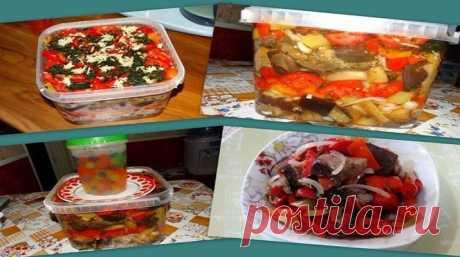 Маринованные баклажаны быстрого приготовления соблазнительно аппетитные и потрясающе вкусные