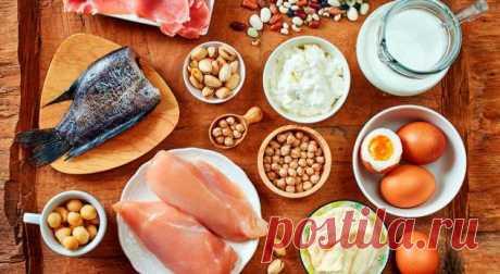 Много белка, мало углеводов — все, что нужно знать овысокопротеиновой диете . Милая Я