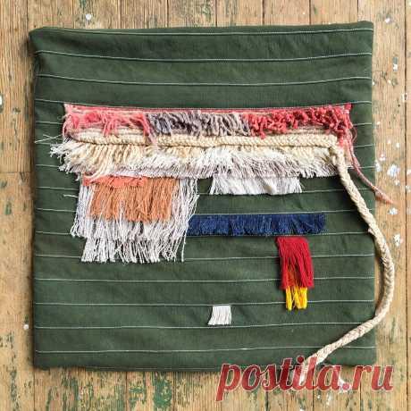 Adam Pogue for Commune pillows — IAMADAM