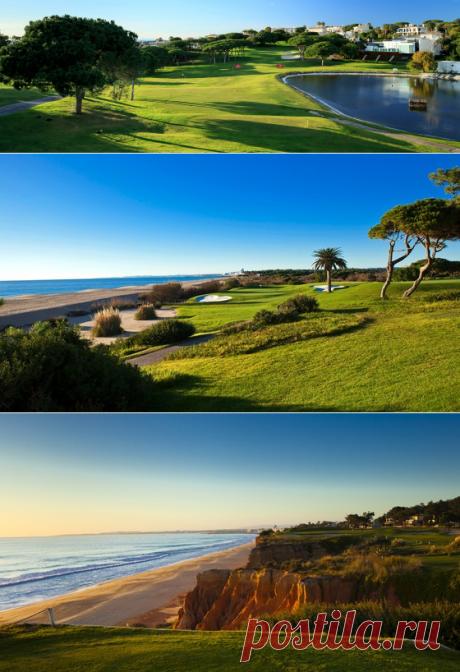 Instalações de Golfe - Vale do Lobo - Algarve - Portugal