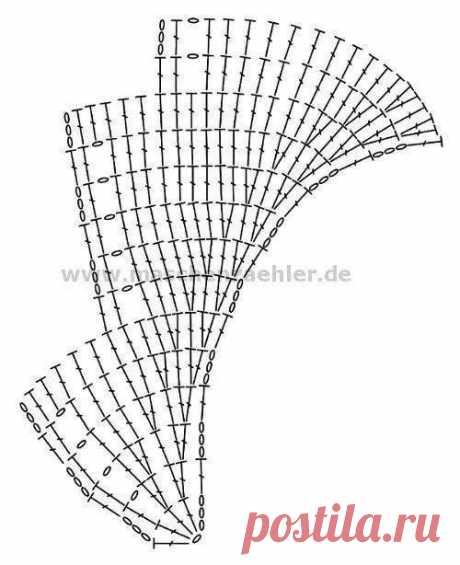 Drachenschwanz mit Stäbchen - Cerca con Google | Crochet&more - Sciarpe e scialli - Scarves and shawls | Google and Search