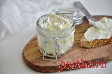 Филадельфия сыр домашний рецепт с фото пошагово - 1000.menu