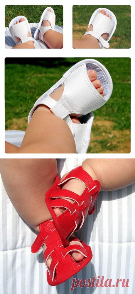 Изготовление сандалии. Выкройки. Мастер-класс
