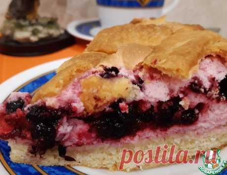 """Пирог """"Любимка"""" – кулинарный рецепт"""