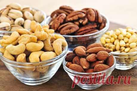 Топ 10 орехов и семян, которые вы должны есть каждый день для отменного здоровья! - Советы для тебя