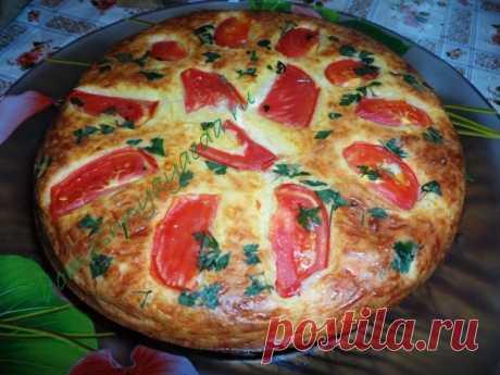 Pie by a breakfast