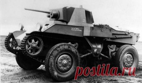 Ранние танки Швеции. Современные, но не лучшие archivetechburo.ru