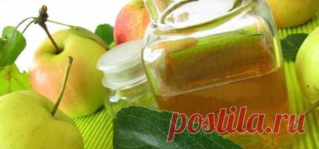 15 причин пользоваться именно яблочным уксусом он может почти всё!