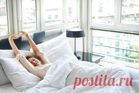 Разминаю косточки прямо в постели, поясницу как подменили, не болит уже 2 месяца. Читать всем, кто не может отскрести себя от подушки. — ХОЗЯЮШКА24