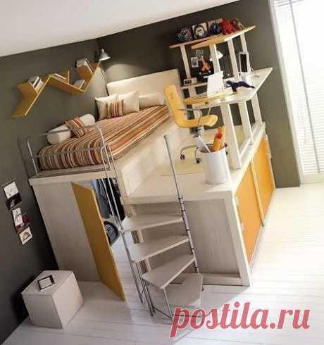 Детская комната на 2 кв.м.