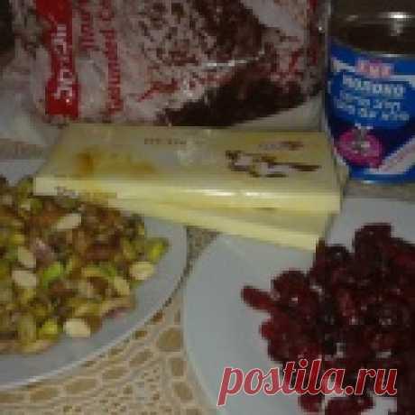 """Десерт """"Восточная сладость"""""""