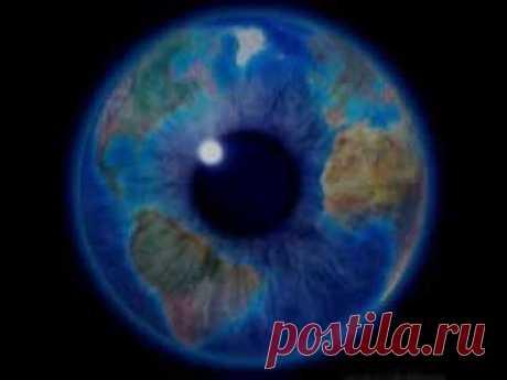Программа для улучшения зрения - YouTube