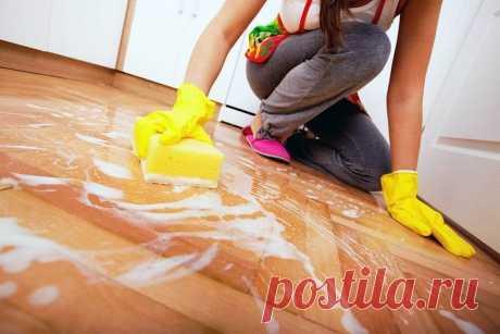 Солёный пол: зачем моют полы с солью? - zhurnal-lady.com