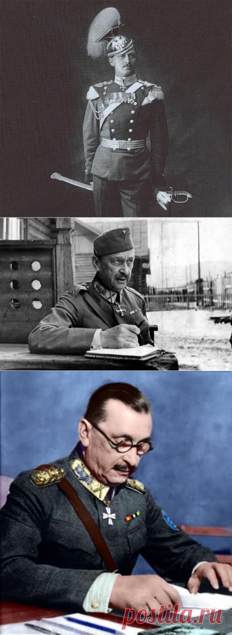 Карл Маннергейм. Русский кавалерист, который стал президентом Финляндии | Русская семерка