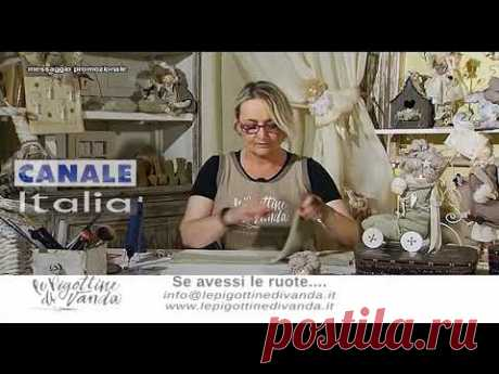 """Winter Tutorial n. 3 """"Se avessi le ruote"""""""