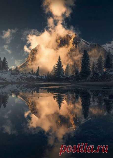 Enantiodromija | Dolomites by maxrivephotography