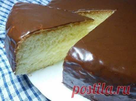 Лучшие кулинарные рецепты: Торт Чародейка (быстрый вариант)