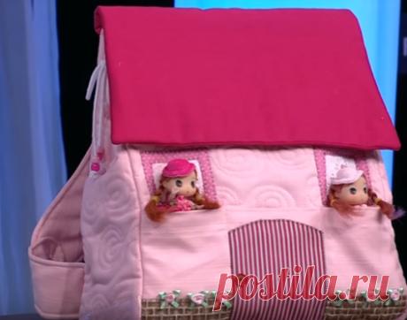 Шаблон, чтобы сделать рюкзак детский | DIY - PatronesMil