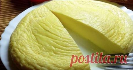 ¡El modo asombroso de la preparación de la tortilla sin sartén! ¡La tortilla más pomposa y Sabrosa! ¡- todo para Ud!