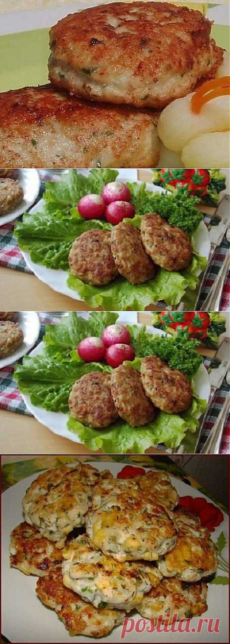 (+1) a subject - Exclusively tasty cutlets | Favourite recipes